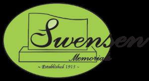 Swensen Memorials
