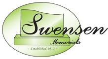 Swensen Memorials Logo